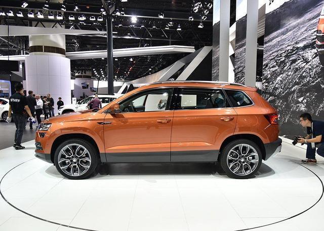 斯柯达全新SUV到店实拍, 对标日产逍客, 卖12万堪称大众最亲民SUV