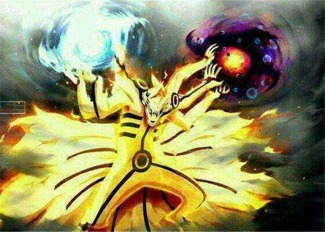 火影忍者:六道鸣人能使出的5种螺旋丸,最强的一击破掉