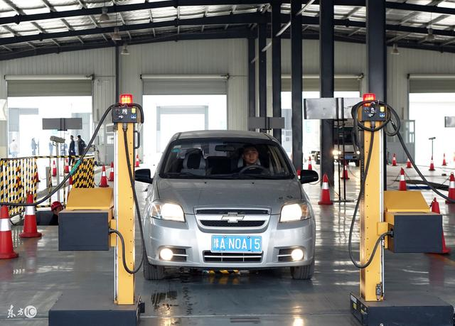 汽车年检具体流程及常见问题!