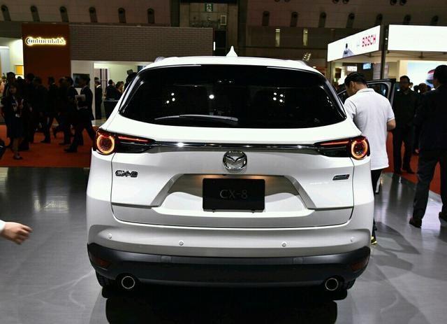 马自达7座旗舰SUV上市!引入国内真的只是工夫问题?