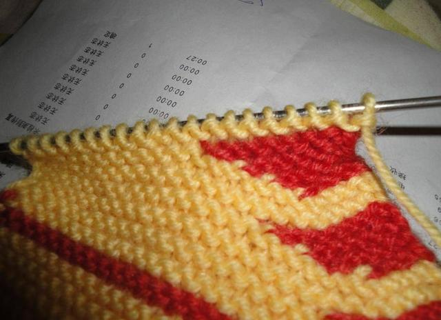 棒针编织出可爱婴儿鞋附图解教程,宝妈们三分钟就学会