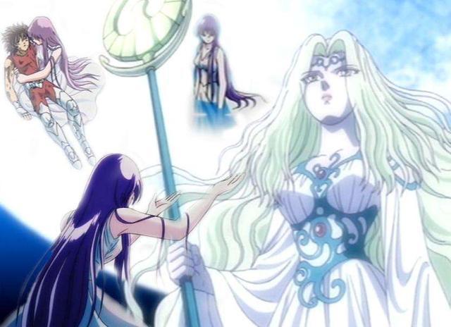 拥有光荣天衣的天斗士,奥林匹斯十二神的守护者?