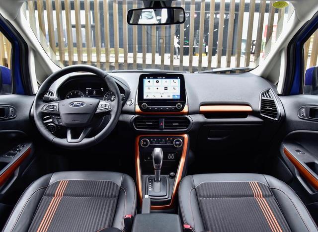 福特SUV,四驱2.0L动力强劲!