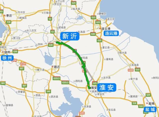 江苏13市铁路规划曝光!其中多条和连云港有关!