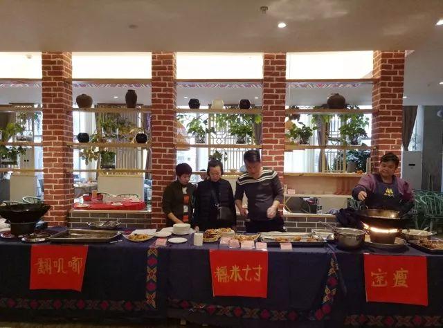 靖西民俗文化旅游节之壮族美食一条街月美食节28日郴州市5图片