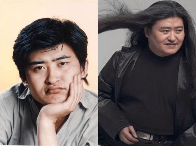 当男明星留起长发,刘欢最自然,最后一张黄子韬忍不住