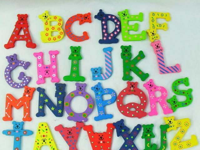 字母變身簡筆畫!孩子畫畫英語兩不誤!
