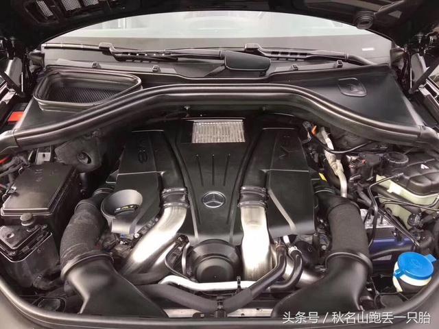 奔驰GL550售价44万 霸气SUV身份的象征
