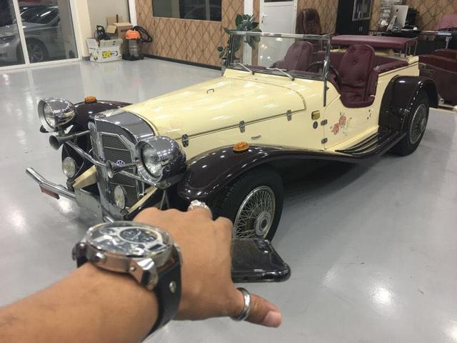 迪拜的二手车市场,土豪的天堂!黄江二手车也是一样