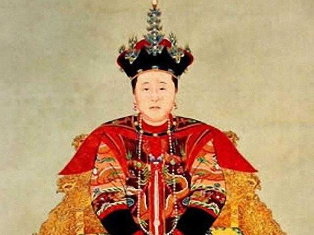 孝庄文皇后 画像