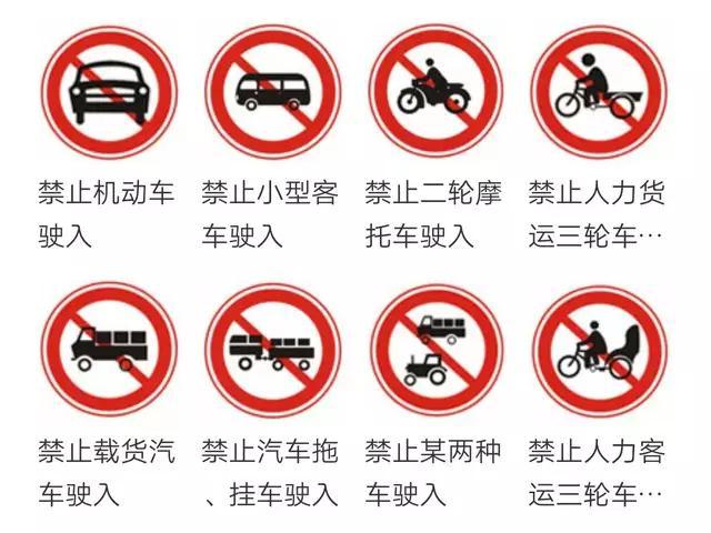 遵守科学会主备课交通标志重温v科学认清以下交通避免规则持稿图片