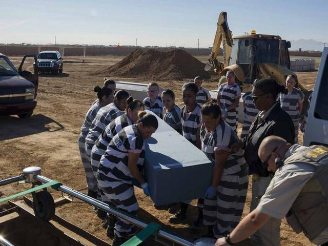 美国的监狱需要劳改吗