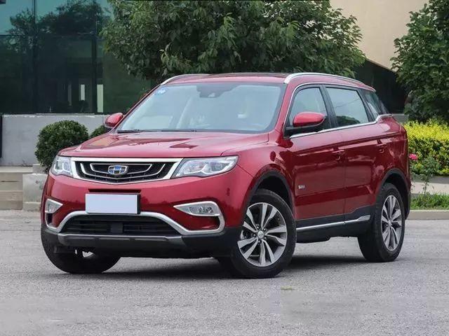中国就凭这5款SUV,第一次让老外对国产车刮目相看!