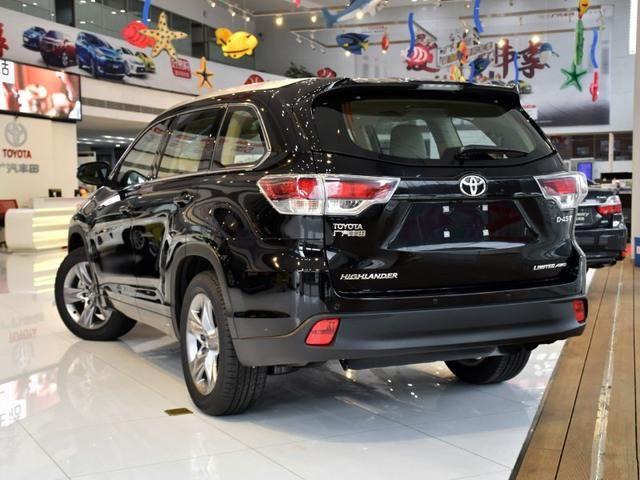 最稳健的SUV,开不坏的丰田汉兰达到底有何魅力!
