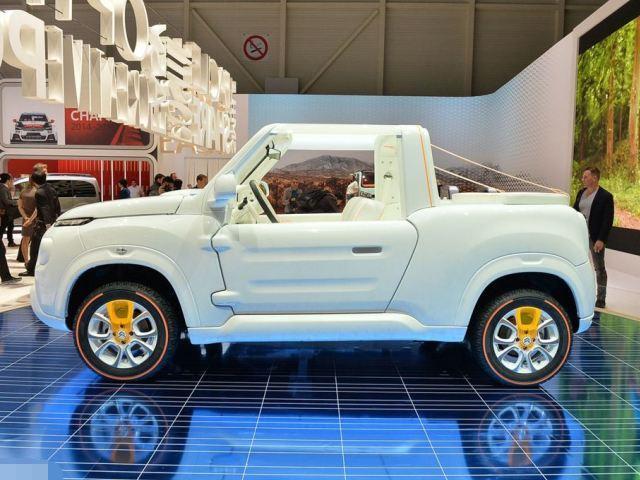"""刚需还买啥宝马X3? 这款纯电力驱动的敞篷车撩妹""""贼准"""""""