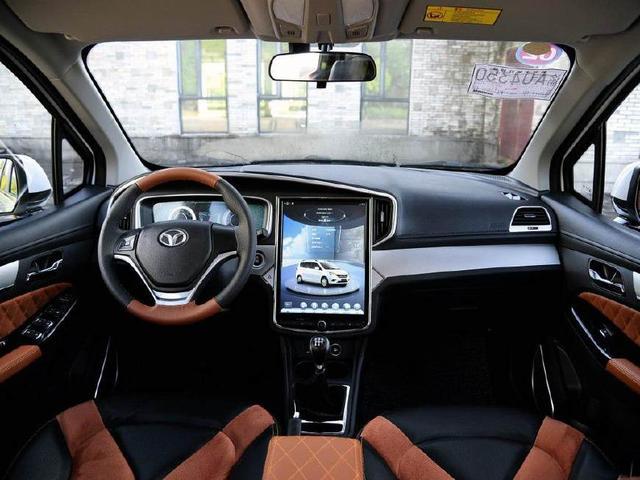 定位中型SUV, 1.5L的动力,标配7座,售价才6万起