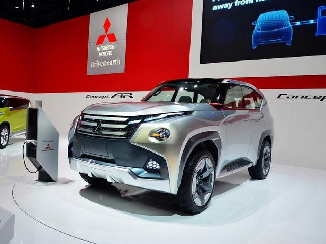 三菱最美SUV将入华,比VV7漂亮,四驱+3.0L一旦上市谁还买途昂