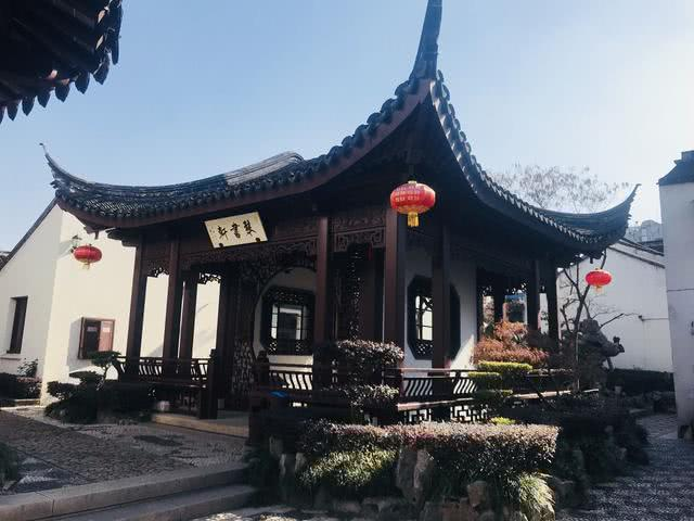 上海是最值得去的四大古镇