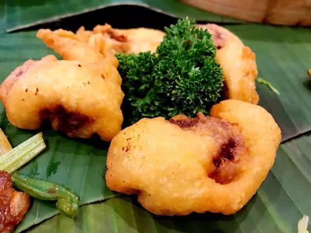 靖西民俗文化旅游节之壮族美食一条街美食广场世萨贝尔欧图片