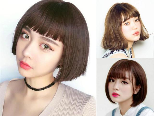 2018年流行这4种短发,挑选适合你的发型,素颜也很美!