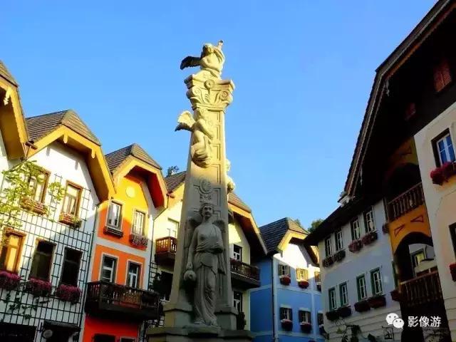隐藏于身边的惠州小镇探访欧洲青岛奥地利小镇攻略广东v小镇风情路线图片