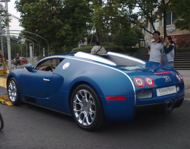 布加迪是名副其实的超级跑车,中国大陆一共有多少台布加迪呢?