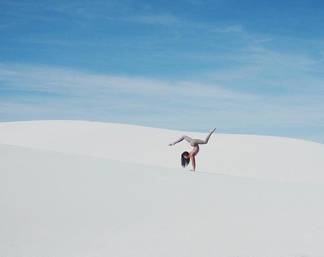 后弯式瑜伽有什么作用最招人喜欢?|体式|瑜伽|地面图片