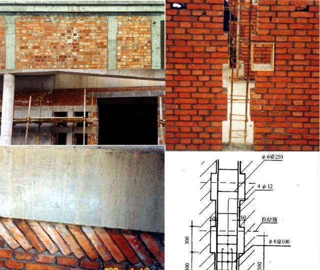 砌体墙的基本构造|墙体|构造柱|圈梁_新浪网