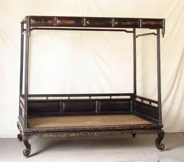 在这些床上,发生过多少次云翻雨覆的爱情——中国古人