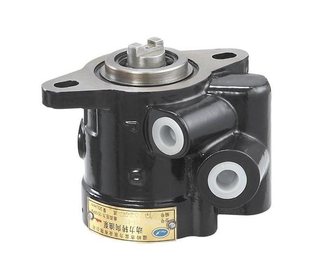 电子液压助力英文简称为EHPS, 这套系统的转向油泵不再由发动机直接驱动,而是由电动机来驱动,并且在此基础上加装了电控系统,使得转向辅助力的大小不光与转向角度有关,还与车速相关。车速传感器监控车速,电控单元获取数据后通过控制转向控制阀的开启程度改变油液压力,从而实现转向助力力度的大小调节,实现随速助力转向,即在低速行驶时助力增大,驾驶者操纵轻便灵活。在高速转向时系统的助力减小,驾驶者所需的操纵力增大,驾驶更加稳健。