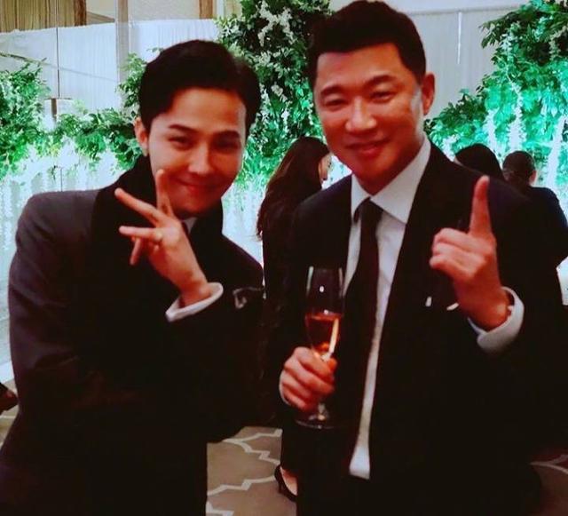 """BigBang太阳孝琳大婚,嘉宾名单让网友直呼是""""世界婚礼"""""""
