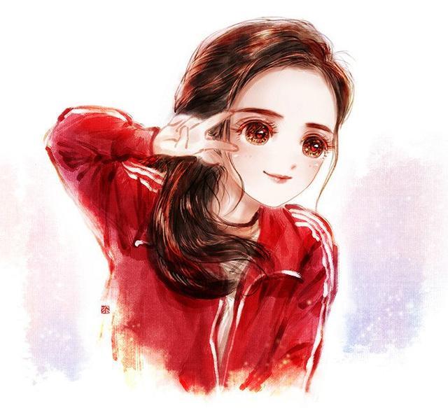 娱乐圈6女星q版造型,迪丽热巴优雅,杨幂萌翻,赵丽颖最美!