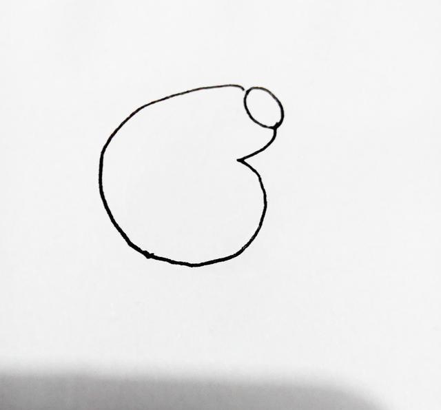 幼儿创意简笔画|小猪佩奇,一点都不难哦!