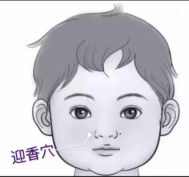 宝宝感冒头痛,鼻塞,流鼻涕,鼻炎 宝妈这么做立刻缓解症状!图片