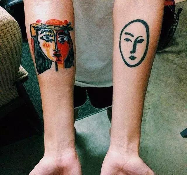 """如何才能让我的纹身在万千骚浪贱中脱颖而出?""""""""——你图片"""