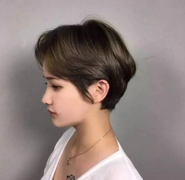 最适合30岁女性的短发15款,简洁,美观图片