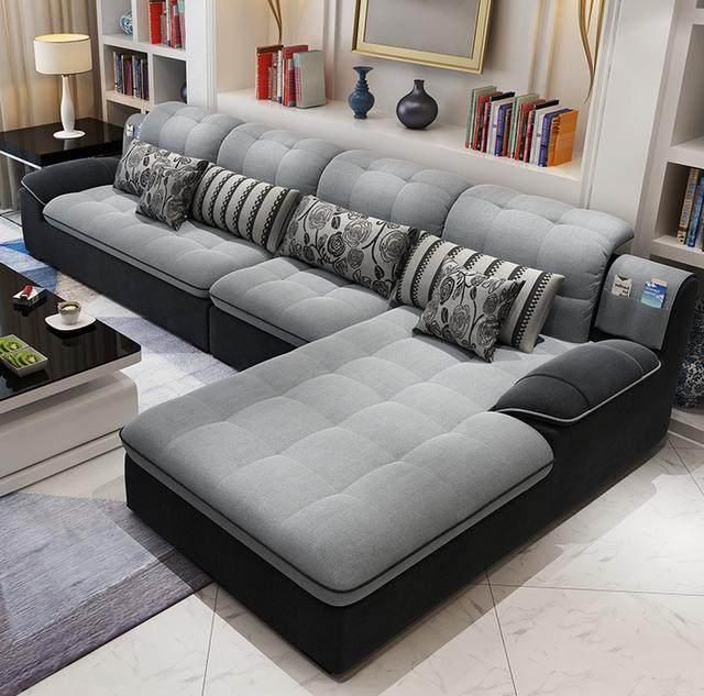 今年流行这样的家具, 清爽整洁收纳洗手台, 时尚简约又实用的沙发图片