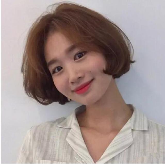 2018流行的发型女短发烫发发型|烫发|短发|发型_新浪网