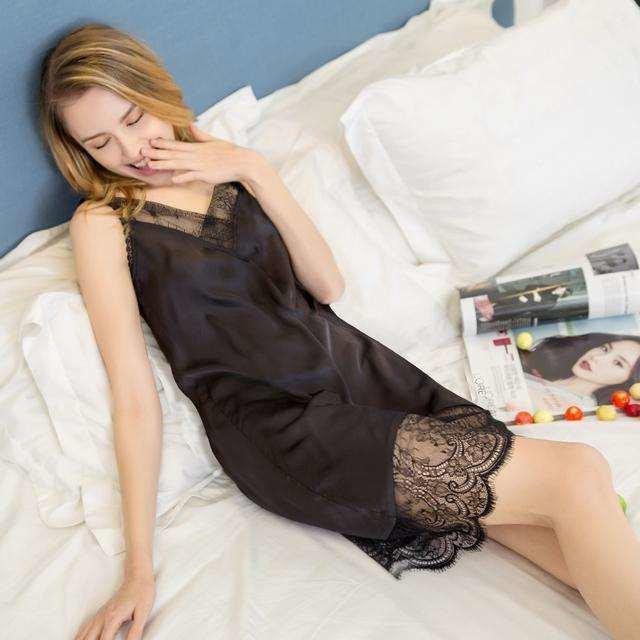 女人为什么要穿睡衣?看完这些图片你就会明白了 - 第3张  | 薇秀衣尚