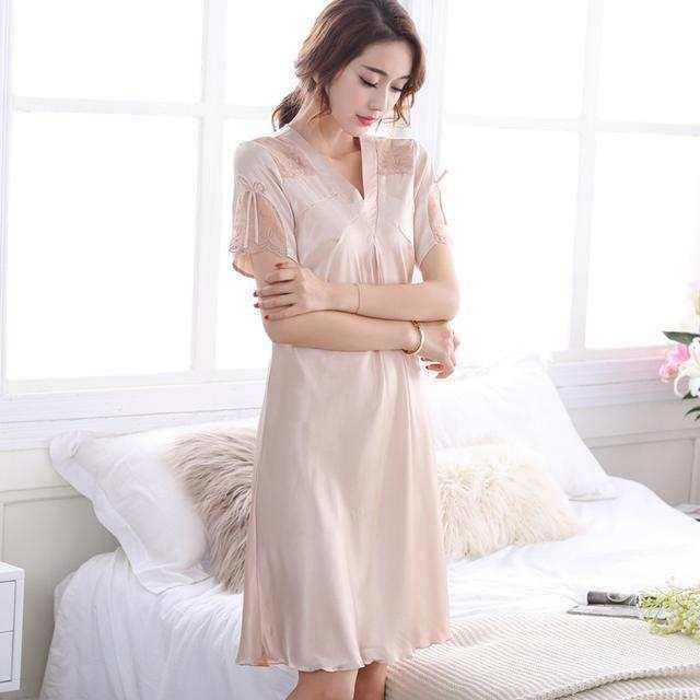 女人为什么要穿睡衣?看完这些图片你就会明白了 - 第6张  | 薇秀衣尚