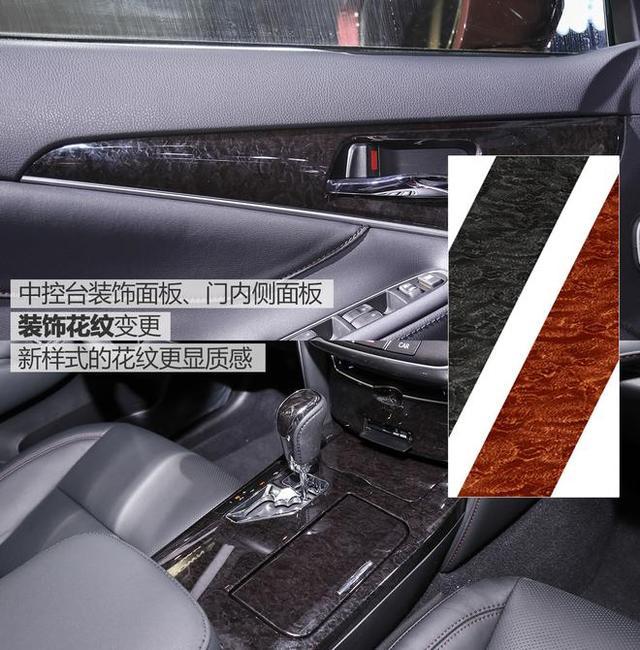 实拍丰田全新皇冠,风格更趋向年轻化