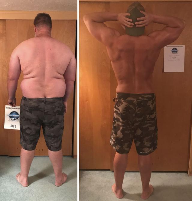 运动计划,39岁父亲为三个孩子练出六块腹肌