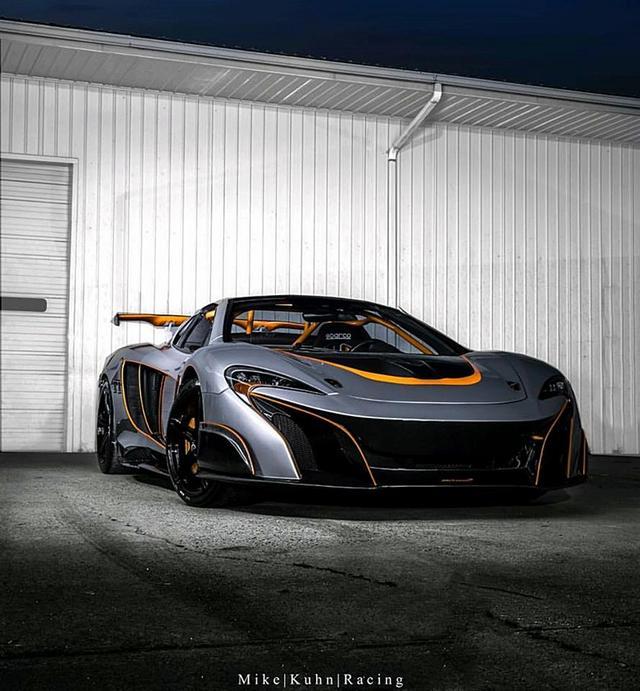 绝对不让你出现在后视镜里,打造三涡轮引擎的McLaren M