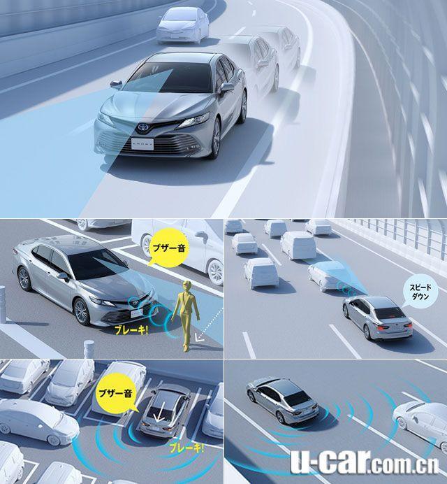 日本车还在专注铁皮吗?最新科技发表,原来我们都落伍了
