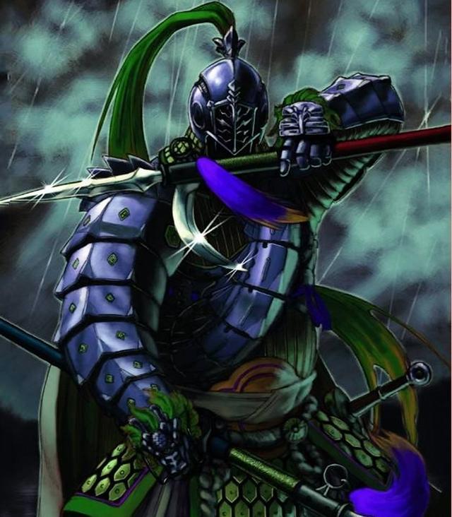 他是刘备的侍卫大统领,武力不逊五虎上将!