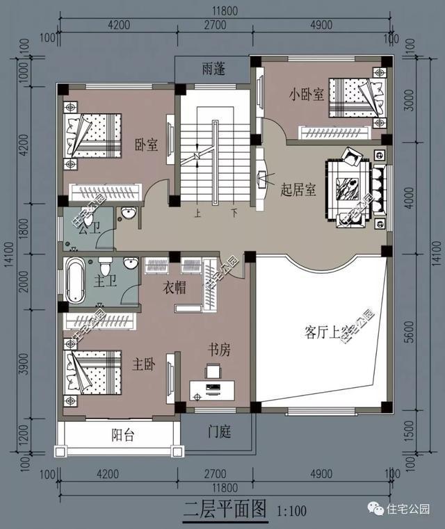 10套别墅团队建筑图,8到15米宽户型农村有,总的全都私人别墅管家图片