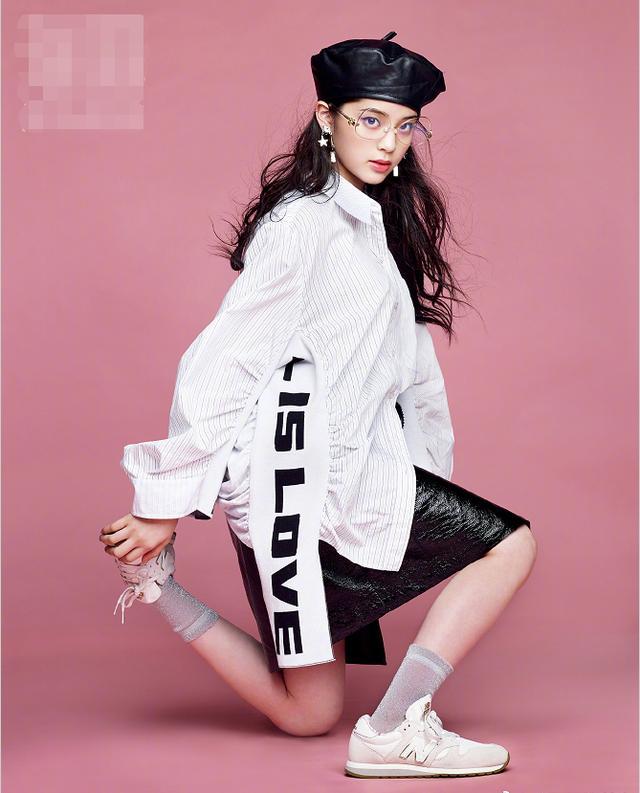 17岁欧阳娜娜成熟性感,变身年纪最小女神,魅力十足胜不少女星!图片