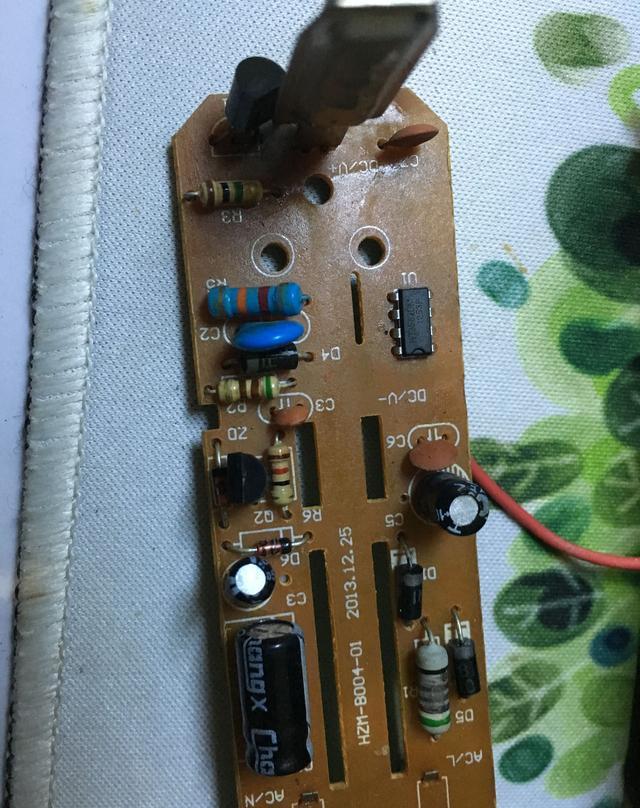 18650锂离子电池充电器维修案例