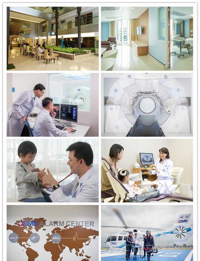 泰国曼谷医院——东南亚最大的医院