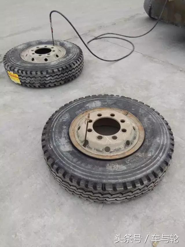 补个胎 轮胎爆炸致轮胎工死亡 赔偿26万图片
